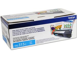 Mực in Brother TN-351C Ink Cartridge Cyan
