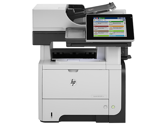 Máy in HP MFP M525c,LaserJet Enterprise flow , In, Scan, Photo, Fax, Network, Duplex