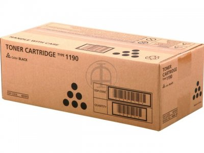 Mực in Ricoh 1190 Black Toner Cartridge