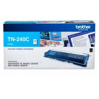 Mực in Brother TN 240C Cyan Toner Cartridge (TN 240C)