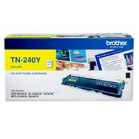 Mực in Brother TN 240Y Yellow Toner Cartridge (TN 240Y)