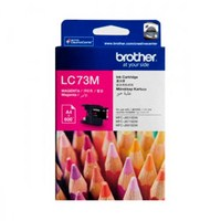 Mực in Brother LC 73M Ink Cartridge Magenta (LC73M)