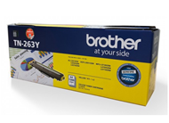 Mực in Brother TN 263 Yellow Toner Cartridge