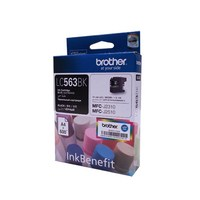 Mực in Brother LC 563BK Ink Cartridge Black(LC563BK)