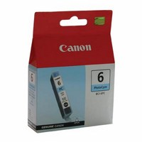 Mực in Canon BCI 6PC Photo Cyan Ink Cartridge