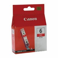 Mực in Canon BCI 6R Red Ink Cartridge