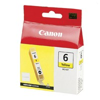 Mực in Canon BCI 6Y Yellow Ink Cartridge