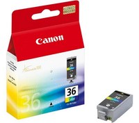 Mực in Canon CLI 36C Color Ink Cartridge