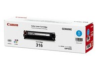 Mực in Canon 316C laser toner cartridge