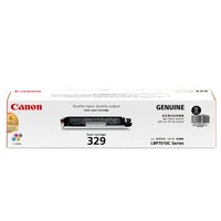 Mực in Canon 329 Black Laser Toner Cartridge