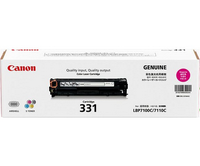 Mực in Canon 331M Magenta Laser Toner Cartridge
