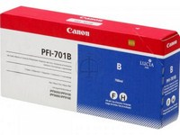 Mực in Canon PFI 701B Blue