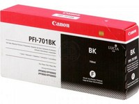 Mực in Canon PFI 701Bk Black