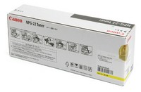 Mực Photocopy Canon NPG 22Y Yellow Toner (NPG 22)