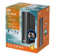 Ổ cứng My Book Live 3 TB Hard Drives ( WDBACG0030HCH)