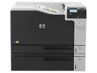 Máy in HP Color LaserJet Enterprise M750n, Network, Laser màu khổ A3 (D3L08A)
