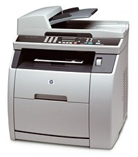 Máy in HP Color LaserJet 2820, In, Sca, Copy, Fax, Laser màu (Q3948A)