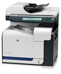 Máy in HP Color LaserJet CM3530 Multifunction Printer (CC519A)