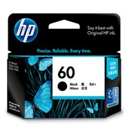 Mực in HP 60 Black Ink Cartridge (CC640WA)