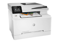 Máy In HP Color LaserJet Pro MFP M283FDW