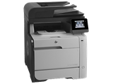 Máy in HP LaserJet Pro 400 color MFP M476dn, Print, copy, scan, fax, Duplex, network, (CF386A)