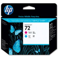 Đầu phun HP 72 Magenta and Cyan Printhead (C9383A)