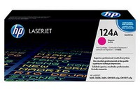 Mực in HP 124A Magenta LaserJet Toner Cartridge (Q6003A)