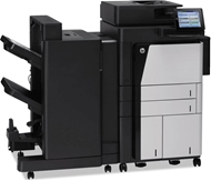 Máy in HP LaserJet Enterprise flow M830z NFC/Wireless Direct MFP (D7P68A)