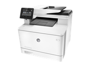 Máy in HP Color LaserJet Pro MFP M477fnw (CF377A)