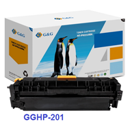 Mực in G&G NT-PH201BK Black Laser Cartridge (CF400)