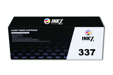 Mực InkZ 337 Black LaserJet Toner Cartridge