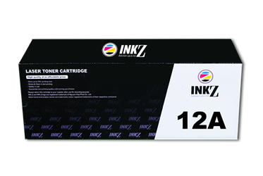 Mực INKZ 12A, Black LaserJet Toner Cartridge