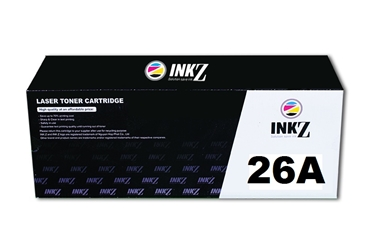 Mực INKZ 26A Black LaserJet Toner Cartridge