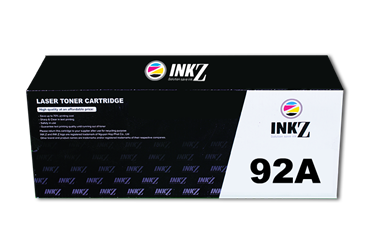 Mực INKZ 92A Black LaserJet Toner Cartridge