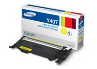 Mực in Samsung CLT Y407S Yellow Toner Cartridge (CLT-Y407S/SEE)